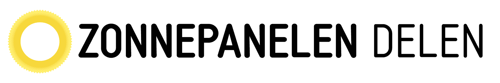 Zonnepanelendelen - Logo - Horizontaal - transparant